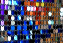 Shimmerwalls in action / Shimmerwalls brings sequin art for business or home use to everyone.