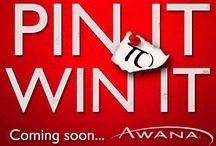 Pin it to Win it / Coming soon / by Awana