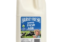 Harvey Fresh Free Range Milk