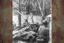 American World War II Campaign South Pacific / American involvement in South Pacific campaign in New Zealand