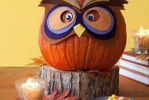 Halloween / manualidades y decoración para Halloween