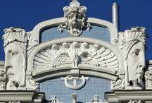 Art Nouveau / by Andrea Avery