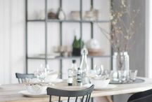 Keuken / Eetkamer / Inspiratie voor keuken/eetkamer