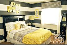 Master Bedroom / by Carrie Lynn