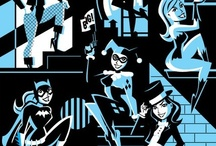 Comic Book Coolness / by Grant Baisley