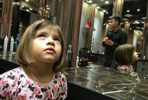 Ekin hair cut style /  hair cut style my daughter