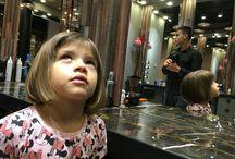 Ekin hair cut style /  hair cut style my daughter