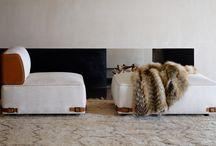 Fendi Casa Contemporary / Fendi Casa nenabízí pouze klasický styl. V čele s Toanem Nguyenem představuje Fendi Casa kolekci, která se zaměřuje na přírodní prvky a tóny.