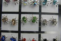 Earrings / Costume Dress Earrings / by Shabby Apple Jewellery