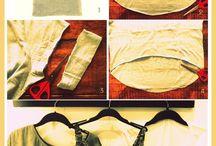clothes trasformation or diy