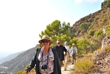 Favorite Destinations / Walking the silk trail from Competa to Granada