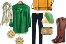 styles i like / by Jennifer Bajarin