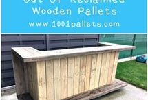 Pallet projects for husband