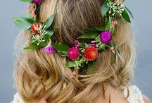 Флористика: Цветочный Венок