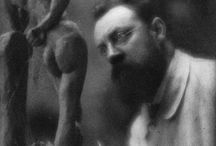 Camille Claudel & Auguste Rodin