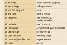 Cours anglais français