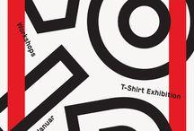 plagáty - typografické