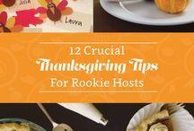 Thanksgiving / by Christine Fox