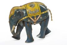 Vintage Toys Animals