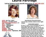 Laurie Partridge Missing