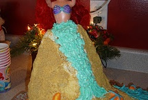Mermaid under the sea party / by Kristen S