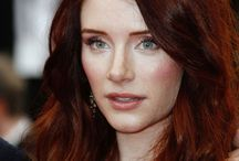 Red hair and make up / looks for red hair women