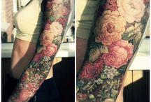 tattoos voor Sanne / by Sophie Schurink