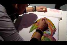 Youtube Vas hecha un cuadro by Maite Cobo