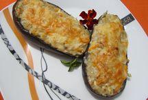 recetas de verduras / by piedad perez