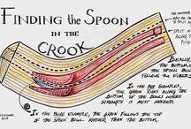 Spoons & bowls