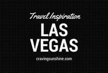 Las Vegas Travel Inspiration / Hints and tips to inspire your next trip to Las Vegas, Nevada.