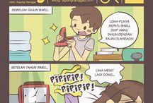 Komik Gung (Komik Strip Indonesia)