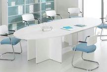 Tables de réunion / Buro Factory rend vos réunions Agiles