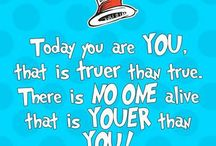 Dr. Seuss / by Judy Evans