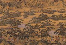 Chińskie malarstwo i kaligrafia