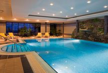 Galo Relaxing Times / Take some hours of your day to swim in the heated indoor pool from Galo Resort Hotels. http://bit.ly/1FFbbjm