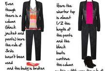 Fashion hints