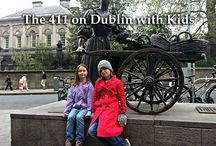Dublin with Kids / Great activities to do, recommendations of where to stay and eat while visiting Dublin with kids. #familytravel #Ireland