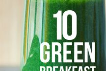 Healthy drinks and smoothies / Every thing from tasty smoothies to healthy fruit and vegetable juice.