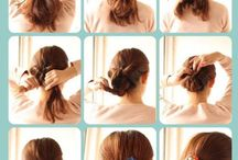 Hairstyles & updos