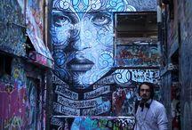 Street art inspirations