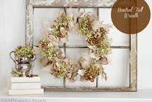 wreath / by Vickie Hewett