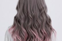 A perfect hair color