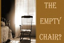 The empty chair !!