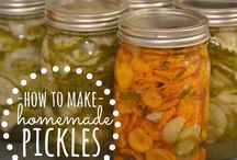 6 canning/pickling / by Denise Boehmke Rogers