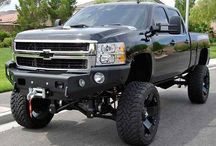 Chevy/GMC Trucks / General Motors creations!