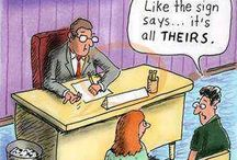 Bookkeeper Funnies