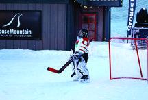 Grouse Mountain Pond Hockey Classic