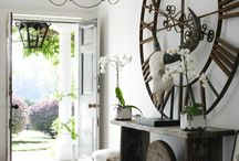 Front Entry Way Inspirations