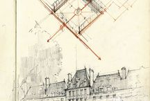 A. Architectural Drawing / Architectural Drawings-elevation-perspective-facade- architectural presentation - scales and ect.